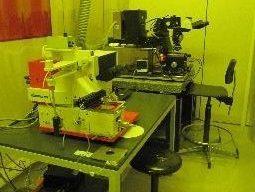 Sala de litografia óptica