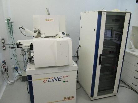 Sistema feixe de elétrons para litografia