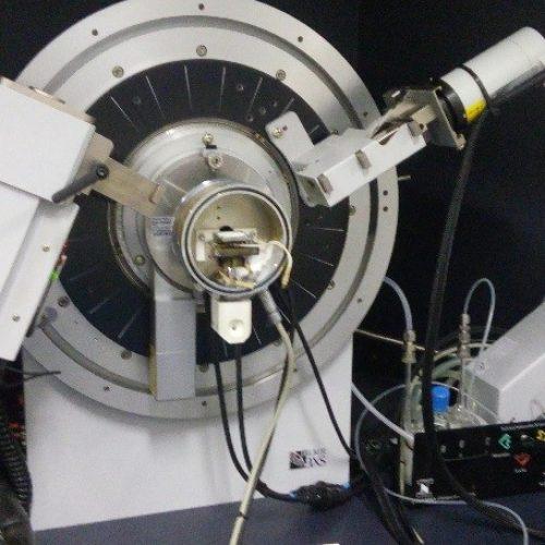 Difratômetro de Raios X D8Focus Bruker AXS
