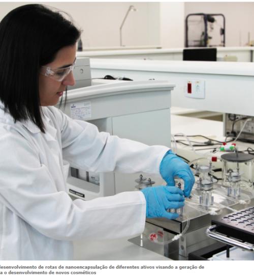 Rotas de nanoencapsulação de ativos para desenvolvimento de plataformas para novos cosméticos