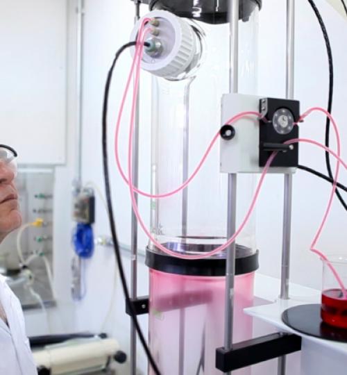 Spray dryer para o desenvolvimento de fármacos nanoencapsulados